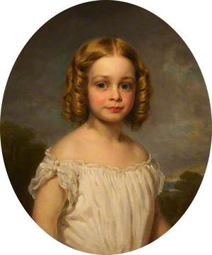 William Waldorf Astor (1848–1919), 1st Viscount Astor, as a Child