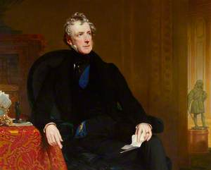 George Granville Sutherland-Leveson-Gower (1786–1861), 2nd Duke of Sutherland, KG, DCL