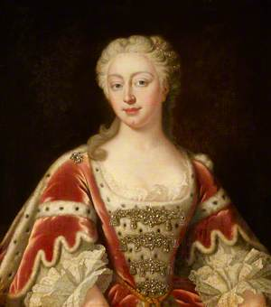 Augusta of Saxe-Gotha (1719–1772), Princess of Wales