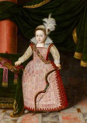 Gaston (1608–1660), duc d'Anjou, Later duc d'Orléans: 'Monsieur' as a Child