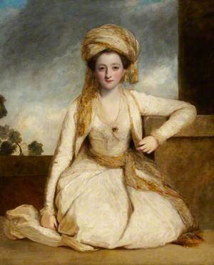 Mary Horneck (1752?–1840), 'The Jessamy Bride', Later Mrs Francis Edward Gwyn