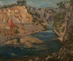 La Calanque de Cassis, Marseilles