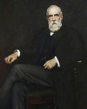 Sir John Tomlinson Brunner (1842–1919), 1st Bt, DL