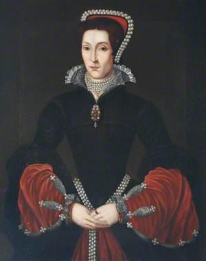 Elizabeth Blount, Lady Thomas Pope (c.1515–1593), formerly Basford, later Paulet