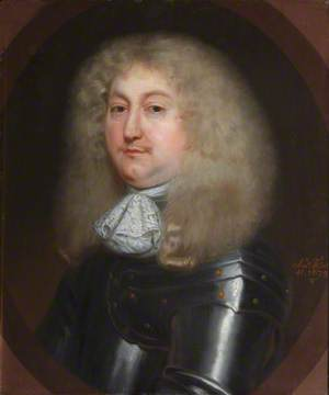 Portrait of a Man in Armour, Aged 41