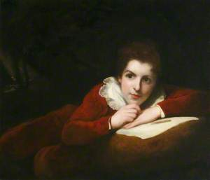 The Artist's Son, Henry Wyndham Phillips (1820–1868)