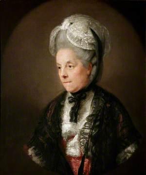 Elizabeth (d.after 1780), Mrs John (?) Nind