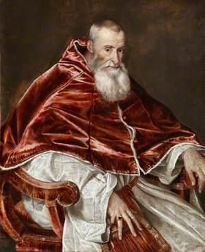 Pope Paul III (Alessandro Farnese) (1468–1549)