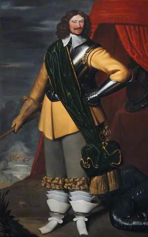 Sir William Fairfax (1609–1644)