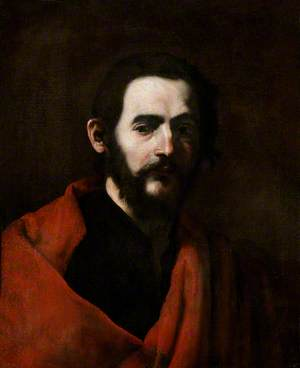Bust Study for Saint James of Compostella