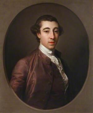 Possibly the Reverend John Charles Beckingham