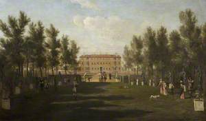 Ham House from the South (around 1675–1679)