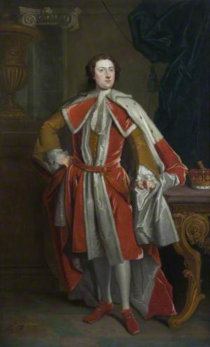 Sir Lionel Tollemache (1708–1770), 4th Earl of Dysart