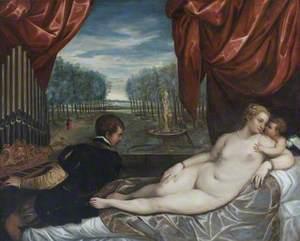 Venus and Organ Player