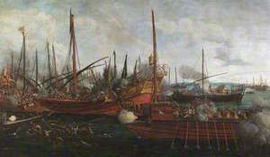 The Battle of Lepanto (7th October 1571)