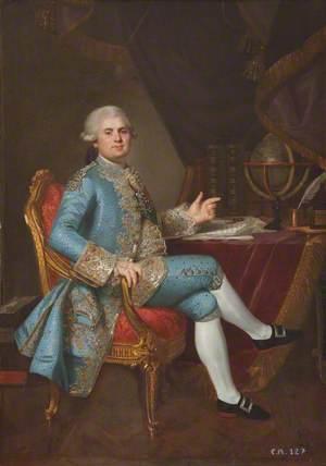 Louis-Stanislas-Xavier (1755–1824), comte de Provence, Later Louis XVIII, King of France