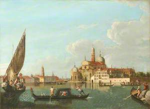 View of the Island and Church of San Michele, Venice