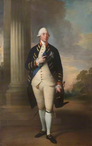 George III (1738–1820), in Windsor Uniform