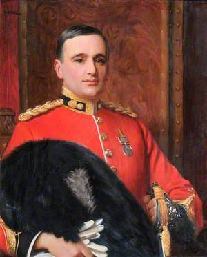 Captain J. H. R. Yardley, Royal Inniskiling Volunteers, 1912