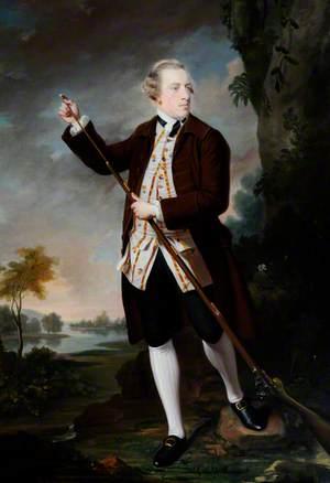 Edward Finch-Hatton (c.1697–1771), Loading a Rifle