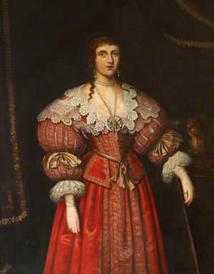 Elizabeth Hext (d.1657), Lady Stawell