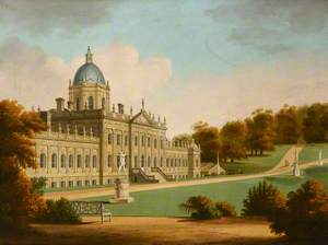 A View of Castle Howard