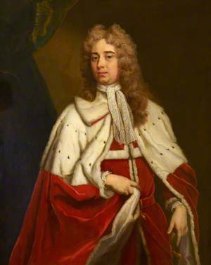 William Stawell (1681/1683–1741/1742), 3rd Baron Stawell, as a Young Man