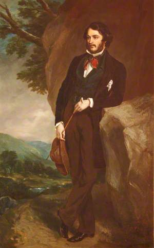 Lord John James Robert Manners (1818–1906), Later 7th Duke of Rutland, KG, PC, GCB