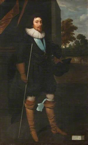 James Hamilton (1589–1625), 2nd Marquess of Hamilton