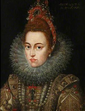 The Infanta Isabella Clara Eugenia (1566–1633), Archduchess of Austria