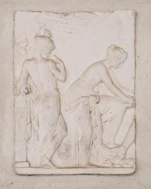 Scene from Classical Mythology