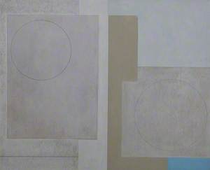 c.1943–1947 (composition: abstract squares)