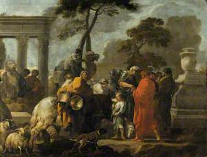 The Selling of Joseph by His Brothers