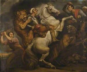 A Lion Hunt