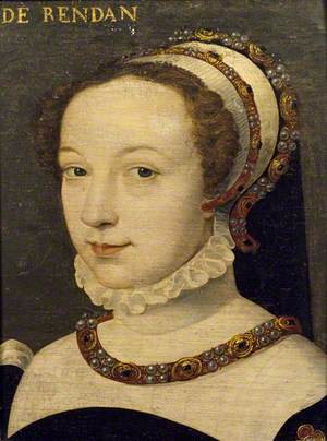 Fulvia Pico della Mirandola (d.1607), comtesse de Randan