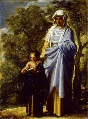 The Virgin and Saint Anne