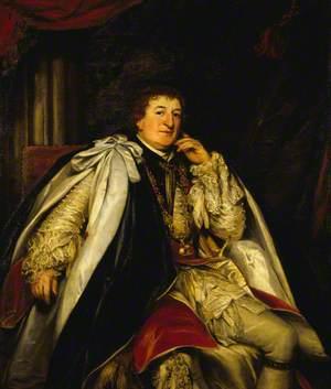 Hugh Percy (1742–1817), 2nd Duke of Northumberland, KG, FRS