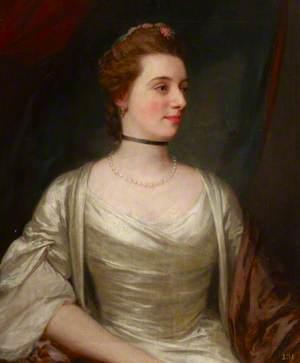 The Honourable Alicia Maria Carpenter (1729–1794), Countess of Egremont