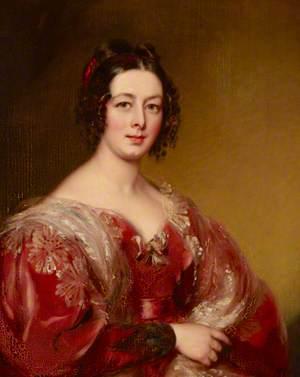Lady Charlotte Wyndham (1795–1870), Lady Charlotte King