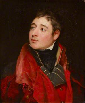 Colonel George Wyndham (1787–1869), 1st Baron Leconfield, as a Young Man