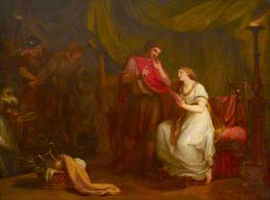 Diomed and Cressida