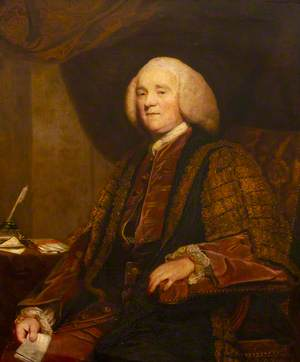 The Right Honourable George Grenville (1712–1770), MP, as Chancellor of the Exchequer