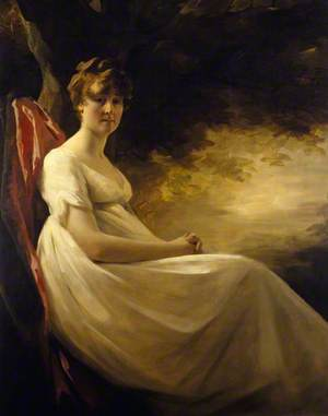 Isabella, Mrs William Simpson, Later Mrs Burroughs