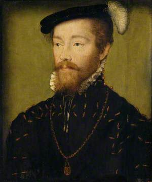 King James V, King of Scotland (1512– 1542), Aged 25