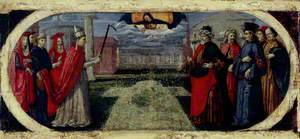 The Miracle of the Founding of Santa Maria Maggiore with a Fall of Snow (5 August 352)