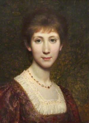 Miss Elsie (Elspeth) Thomson, later Mrs Kenneth Grahame (1862–1946)