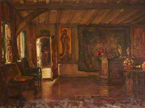 'Pa's Bedroom', Sissinghurst