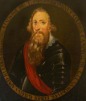 Colin Campbell of Glenorchy (c.1395–1478), Knight of Rhodes, Aged 80