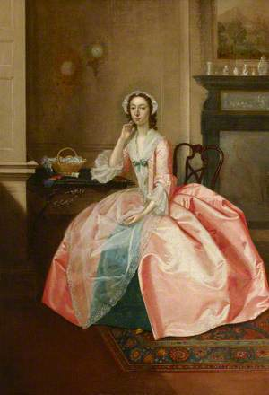 Lucy Watson, Mrs Thornton