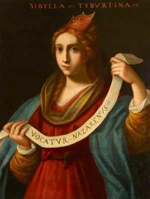 Sibylla Tiburtina (The Tiburtine Sibyl)